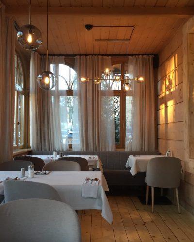 sala restauracja zakopianska